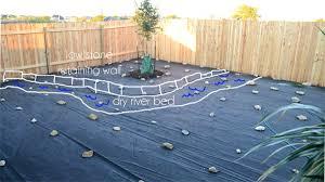 Landscaping Ideas For Hillside Backyard Small Sloped Backyard Ideas Landscaping On A Sloped Backyard