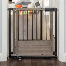 Child Gates For Stairs Summer Infant 29 42 Inch Rustic Home Safety Gate Espresso