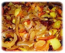 legumes cuisines soupe lentilles corail et ses petits légumes acidulé comme un