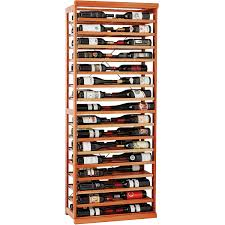 how to build a wine rack in a kitchen cabinet wooden wine racks full wood wine rack selection wine enthusiast