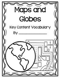globe and maps worksheet mapping our world this is a great free activity to review map