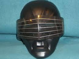Cobra Commander Halloween Costume Snake Eyes Mask Ebay