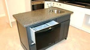 kitchen island with dishwasher and sink kitchen island with dishwasher island with sink and dishwasher