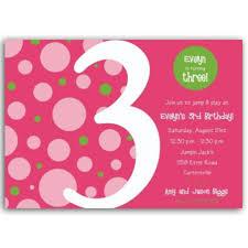 pink birthday invitations 3rd birthday invitations dancemomsinfo com