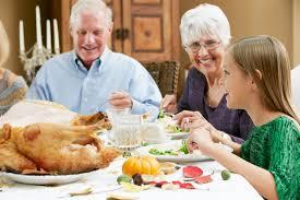 make thanksgiving special for seniors dyk healthcare