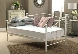 White Metal Daybed White Iron Daybed U2013 Equallegal Co