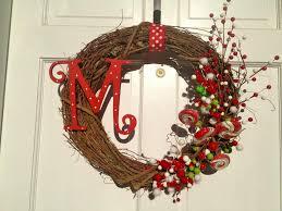 decorative wreaths for front door u2014 decor trends easy decorative