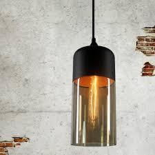 Ceiling Pendant Light Fixtures Loft Vintage Industrial Glass Pendant L Fixtures Antique