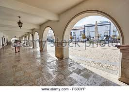 Arcaid Images Stock Photography Architecture by Town Hall At Praca Da Republica Aveiro Portugal Stock Photo