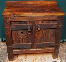 rustic bathroom sinks and vanities rustic bathroom vanity cabinets custom made rustic barnwood