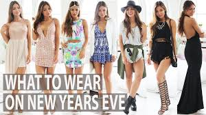 dress to party what to wear to a nye party