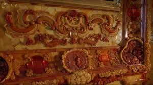 chambre ambre chambre d ambre pétersbourg russie hd stock 911