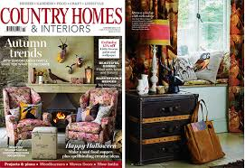 country homes and interiors magazine press