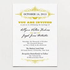 wedding invitations tagged vintage modern printable press
