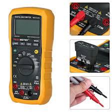 hyelec ms88 multifunctional digital voltmeter ammeter ohmmeter