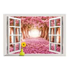 Cherry Blossom Home Decor Compare Prices On Wall Art Decals Cherry Blossom Tree Online