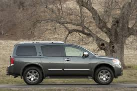 nissan suv 2012 equipment upgrades and price increase for 2013 nissan armada suv