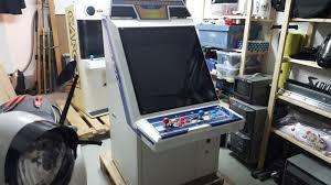 sega aero city cleaning and restoring arcade otaku アーケード