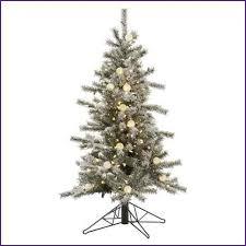4ft slim pre lit tree home design ideas