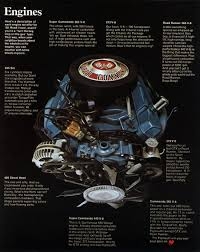 chrysler u0027s 1968 engines defined c a plymouth brochure cites