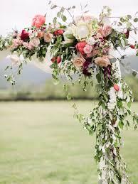 wedding arches flowers wedding arch flowers