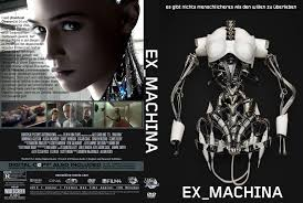 ex machina dvd cover 2015 custom german