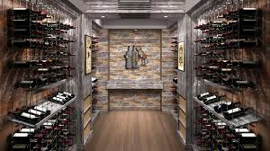 refrigeration unit for wine cellar cable wine systems