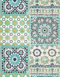 papier peint imitation carrelage cuisine papier peint mosaic vinyle sur intissé imitation carreaux de