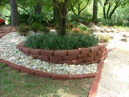 pavers around trees landscaping around steps pictures