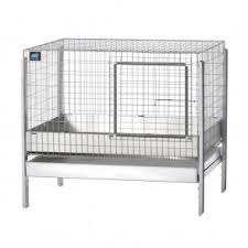 Stackable Rabbit Hutches Rabbit Stacking Cages Stack One Two Three Or Four High Legs