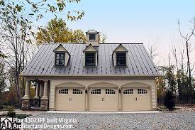 Plan 43023pf Picturesque Garage Apartment Carriage House Plans Carriage Style House Plans