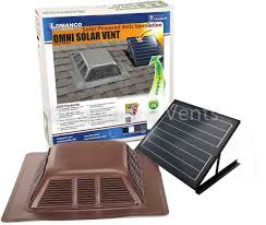 Master Flow Power Roof Ventilators Lomanco Vents Solar Power Vents