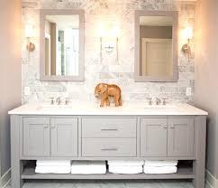 luxury bathroom vanities beach style with gray backsplash 15 cool