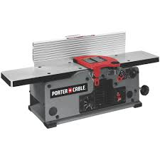 table saw accessories lowes porter cable pc160jt variable speed 6 jointer power jointers