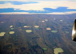 Alaska Fires Permafrost by Massive Permafrost Thaw Documented In Canada Portends Huge Carbon