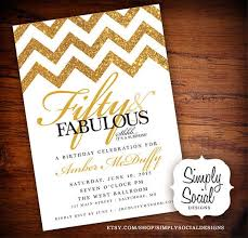 birthday invites cozy 50th birthday invitation ideas brilliant