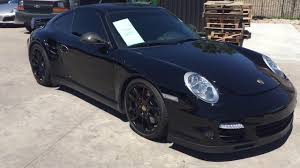 black porsche 911 turbo 2009 black porsche 911 turbo for sale with justin of porsche of