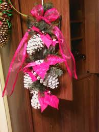 18 best pine cone swag images on crafts