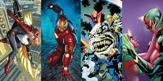 marvel comics solicitations for november 2017 cbr