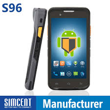 bar scanner for android rugged 4g pda barcode scanner android with gps nfc buy barcode