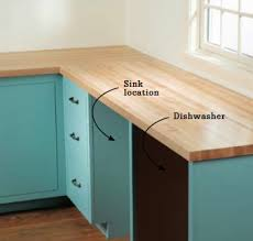 how to install butcher block countertops kitchen and bathroom renovation how to build a butcher block