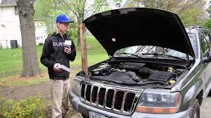 tcm swap in jeep wj 5th gear youtube