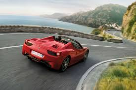 how much 458 spider 2013 458 spider overview cars com