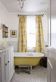 yellow tile bathroom ideas bright and yellow ideas for bathroom decoration