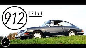 outlaw porsche 912 porsche 912 coupé 1966 test drive in top gear engine sound