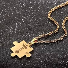 puzzle necklace images Royalty puzzle necklace forbothofus ph jpg