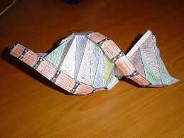 Dna Model Origami - 17 images of dna origami template pdf boatsee