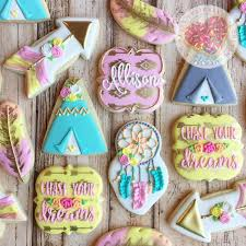 boho addict fb boho addict the iced sugar cookie tagged boho birthday