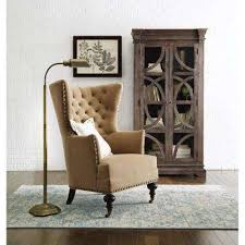 nailhead trim accent chairs chairs the home depot