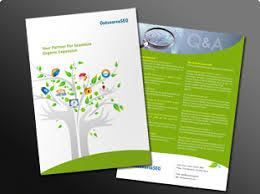 portfolio for business card letterhead envelope u0026 brochure